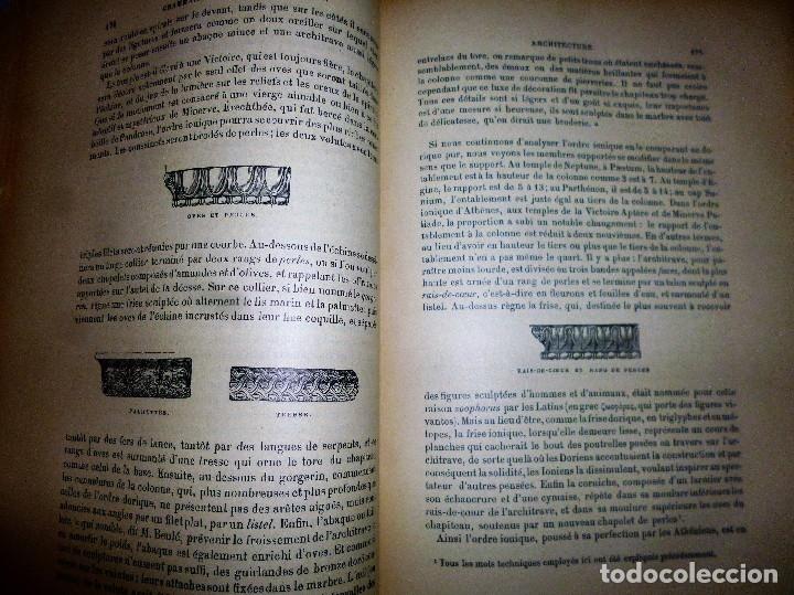 Libros antiguos: GRAMMAIRE DES ARTS DU DESSIN. ARCHITECTURE, SCULPTURE, PEINTURE - Foto 4 - 115346611