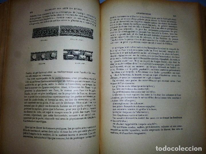 Libros antiguos: GRAMMAIRE DES ARTS DU DESSIN. ARCHITECTURE, SCULPTURE, PEINTURE - Foto 5 - 115346611