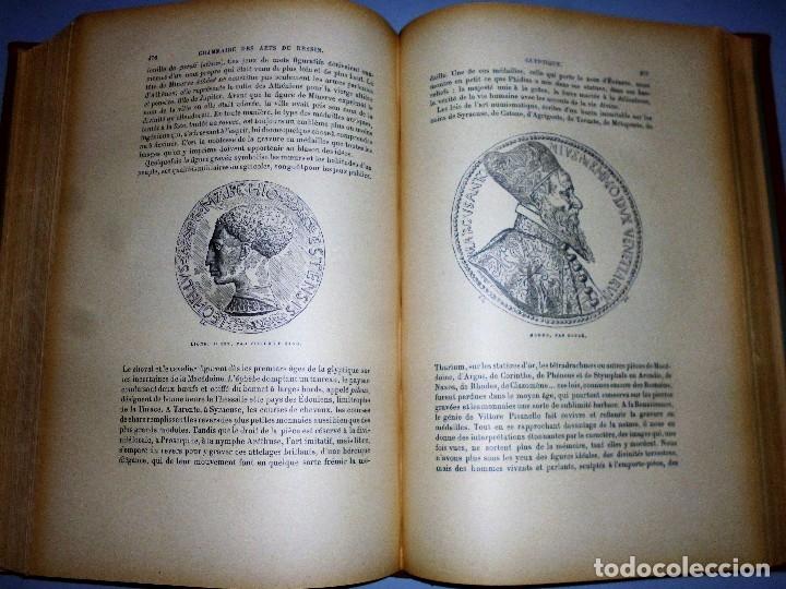 Libros antiguos: GRAMMAIRE DES ARTS DU DESSIN. ARCHITECTURE, SCULPTURE, PEINTURE - Foto 7 - 115346611