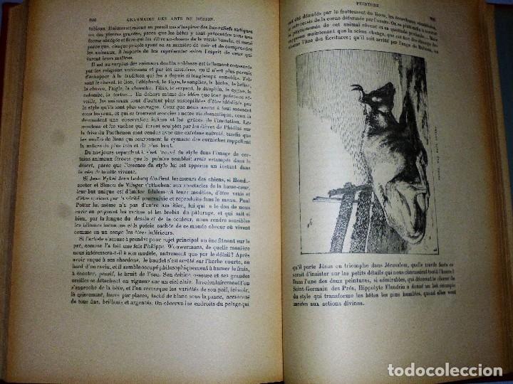 Libros antiguos: GRAMMAIRE DES ARTS DU DESSIN. ARCHITECTURE, SCULPTURE, PEINTURE - Foto 9 - 115346611