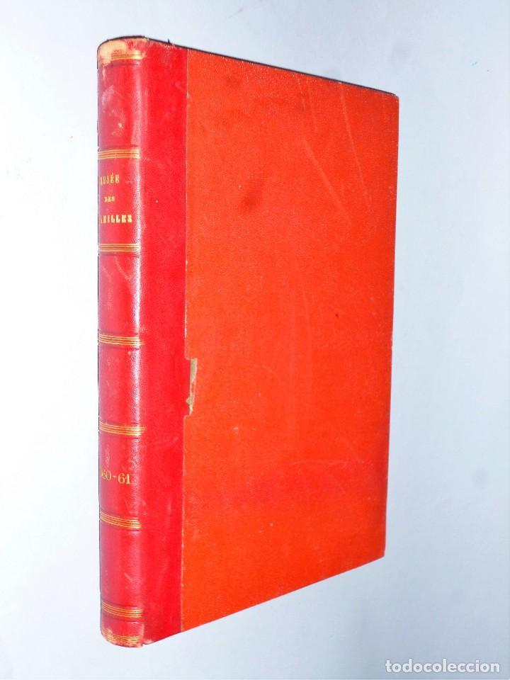 MUSÉE DES FAMILLES. LECTURES DU SOIR. TOME VINGT-HUITIÈME. 1860-1861. (Libros Antiguos, Raros y Curiosos - Bellas artes, ocio y coleccionismo - Otros)