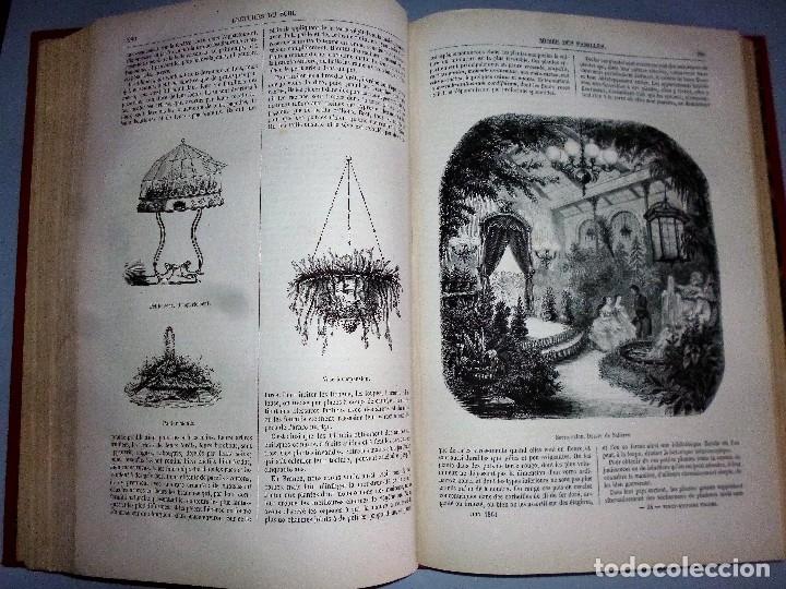 Libros antiguos: MUSÉE DES FAMILLES. LECTURES DU SOIR. TOME VINGT-HUITIÈME. 1860-1861. - Foto 5 - 115383635