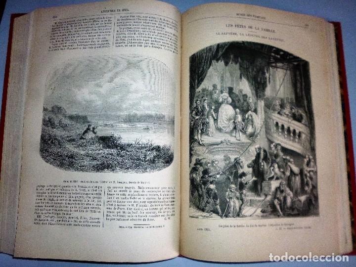 Libros antiguos: MUSÉE DES FAMILLES. LECTURES DU SOIR. TOME VINGT-HUITIÈME. 1860-1861. - Foto 6 - 115383635