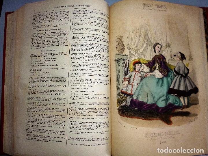 Libros antiguos: MUSÉE DES FAMILLES. LECTURES DU SOIR. TOME VINGT-HUITIÈME. 1860-1861. - Foto 8 - 115383635