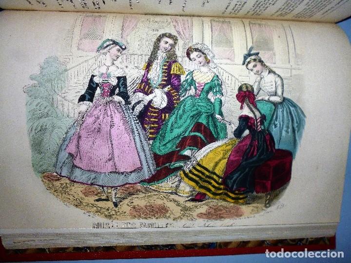 Libros antiguos: MUSÉE DES FAMILLES. LECTURES DU SOIR. TOME VINGT-HUITIÈME. 1860-1861. - Foto 10 - 115383635