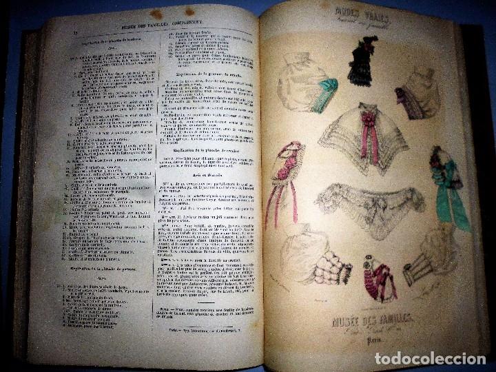 Libros antiguos: MUSÉE DES FAMILLES. LECTURES DU SOIR. TOME VINGT-HUITIÈME. 1860-1861. - Foto 11 - 115383635