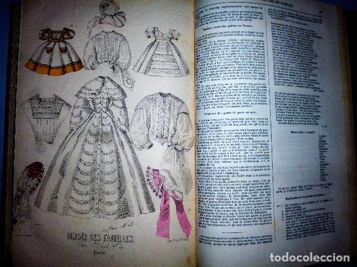 Libros antiguos: MUSÉE DES FAMILLES. LECTURES DU SOIR. TOME VINGT-HUITIÈME. 1860-1861. - Foto 13 - 115383635