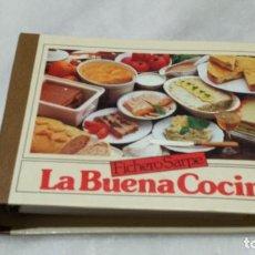 Libros antiguos: RECETAS DE COCINA EN FICHAS.. Lote 115411475