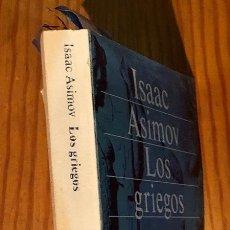 Libros antiguos: LOS GRIEGOS(25 €). Lote 115420095
