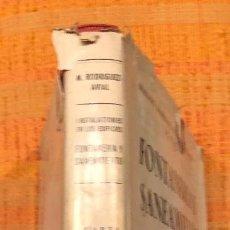 Libros antiguos: INSTALACIONES EN LOS EDIFICIOS-RODRIGUEZ AVIAL(10€). Lote 115421899