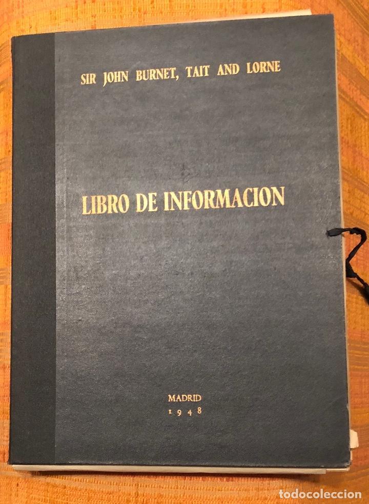 Libros antiguos: LIBRO DE INFORMACION(10€) - Foto 2 - 115421943
