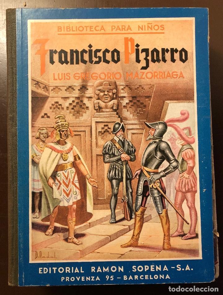 Libros antiguos: BIBLIOTECA PARA NIÑOS-3TOMOS(12€) - Foto 2 - 115424047