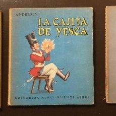 Libros antiguos: CUENTOS-EDITORIAL ABRIL-BUENOS AIRES-5 CUENTOS(25€). Lote 115425015