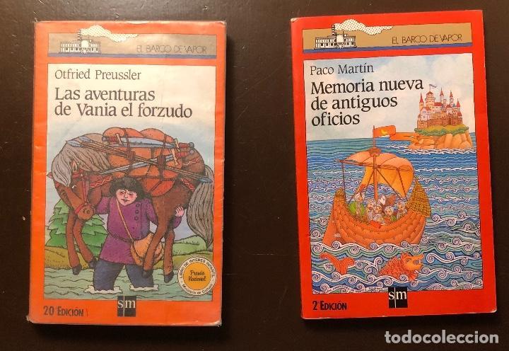 Libros antiguos: EL BARCO DE VAPOR-2 CUENTOS(10€) - Foto 2 - 115425103