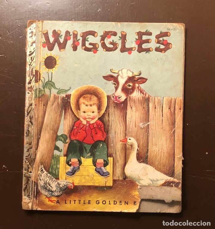 Libros antiguos: A LITTLE GOLDEN BOOK-4 CUENTOS EN INGLES(24€) - Foto 2 - 115425611