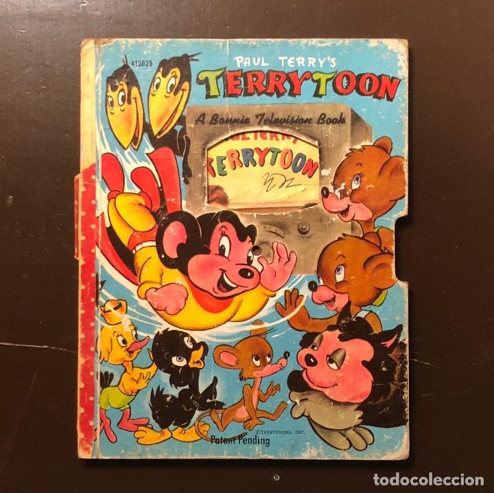 TERRY TOON-INGLES(5€) (Libros Antiguos, Raros y Curiosos - Literatura Infantil y Juvenil - Otros)