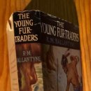 Libros antiguos: THE YOUNG FUR-TRADERS (6 €). Lote 115426723