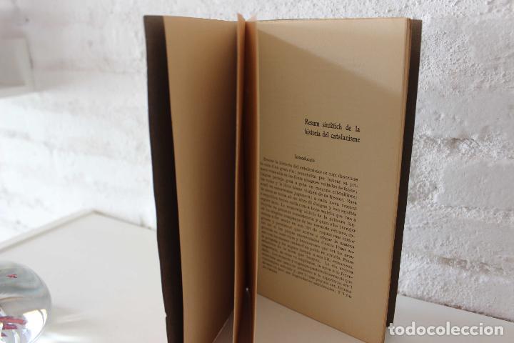 Libros antiguos: Resum sintetich de la historia del catalanisme per E. Moliné y Brasés. La Académica, 1907. Únic! - Foto 3 - 115478047