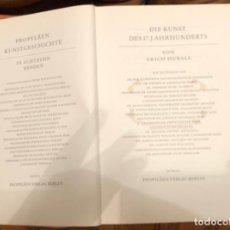 Libros antiguos: PROPYLAEN KUNST GESCHICHTE(35€). Lote 115529811