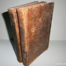 Libros antiguos: HISTORIA DEL REINADO DE LOS REYES CATÓLICOS - WILLIAM H. PRESCOTT - TOMOS II Y III - MADRID, 1845.. Lote 115597791