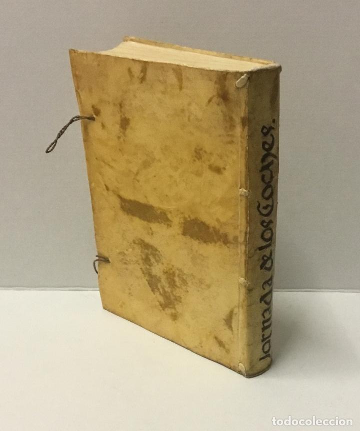 Libros antiguos: JORNADA DE LOS COCHES DE MADRID A ALCALA, o Satisfacion al Palacio de Momo... SALAZAR Y CASTRO, Luis - Foto 3 - 114799150