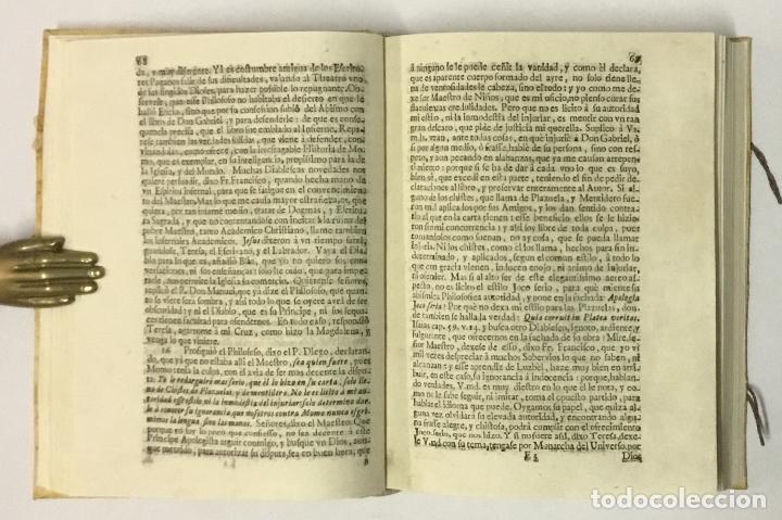 Libros antiguos: JORNADA DE LOS COCHES DE MADRID A ALCALA, o Satisfacion al Palacio de Momo... SALAZAR Y CASTRO, Luis - Foto 5 - 114799150