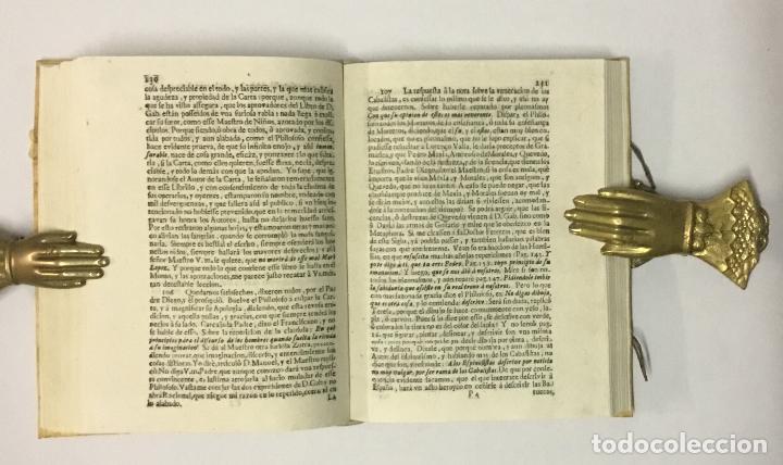 Libros antiguos: JORNADA DE LOS COCHES DE MADRID A ALCALA, o Satisfacion al Palacio de Momo... SALAZAR Y CASTRO, Luis - Foto 6 - 114799150