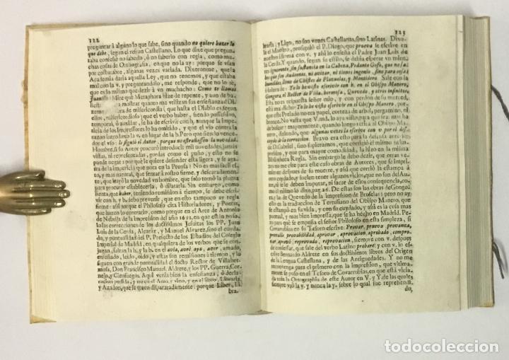 Libros antiguos: JORNADA DE LOS COCHES DE MADRID A ALCALA, o Satisfacion al Palacio de Momo... SALAZAR Y CASTRO, Luis - Foto 7 - 114799150