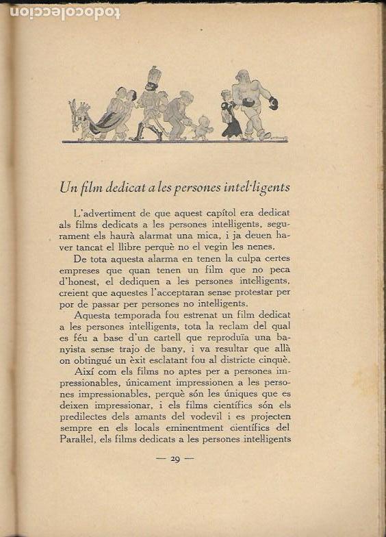 Libros antiguos: Barcelona Hollywood. Radio Cinema Sonor / V. Castanys. BCN, 1935. 20x14cm. 124 p. - Foto 2 - 115729831