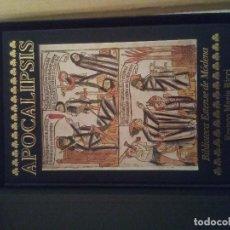 Libros antiguos: APOCALIPSIS -FRANCO MARIA RICCI. Lote 115730595
