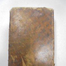 Libros antiguos: ITINERARIO DE LAS CARRERAS DE POSTA DE DENTRO Y FUERA DEL REYNO. DE ORDEN DE SU MAJESTAD. 1761.. Lote 115783815