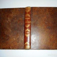 Libros antiguos: GIL BLAS DE SANTILLAN. AVENTURAS DE GIL BLAS DE SANTILLANA. RM85876. . Lote 115793199