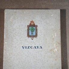 Libros antiguos: HOMENAJE A LA ECONOMÍA DE VIZCAYA. Lote 116116571