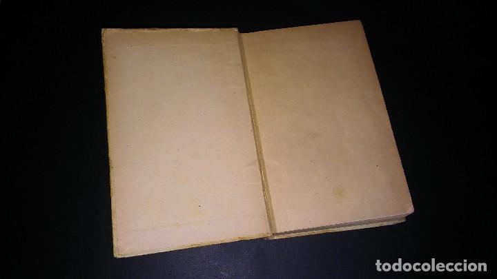 Libros antiguos: Antiguo libro la fontaine fables, r. radouant, librarie hachette 1929 en francés - Foto 4 - 116175951