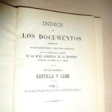 Libros antiguos: 1861 DOCUMENTOS MONASTERIOS NTRA. SEÑORA DE LA VID Y SAN MILLAN DE LA COGOLLA. Lote 116221735