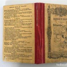 Libros antiguos: G. M BRUÑO. HISTORIA DE ESPAÑA. MADRID, 1926. . Lote 116278939