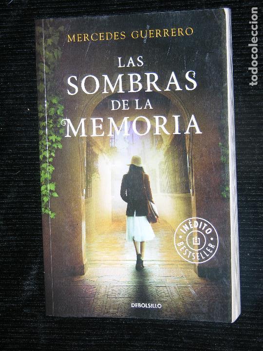 F1 LA SOMBRAS DE LA MEMORIA .MERCEDES GUERRERO.INEDITO BESTSELLER (Libros antiguos (hasta 1936), raros y curiosos - Literatura - Narrativa - Otros)
