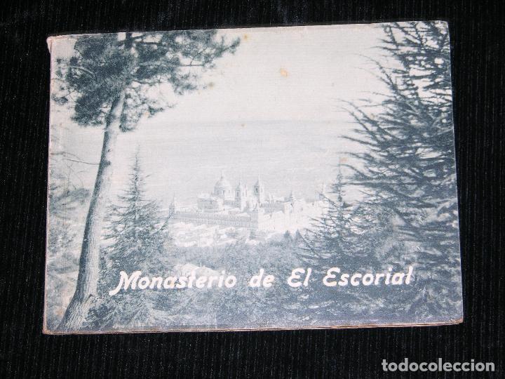 F1 MONASTERIO DE ESCORIAL (Libros Antiguos, Raros y Curiosos - Historia - Otros)