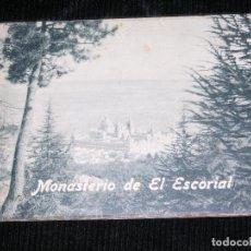 Libros antiguos: F1 MONASTERIO DE ESCORIAL. Lote 116436887