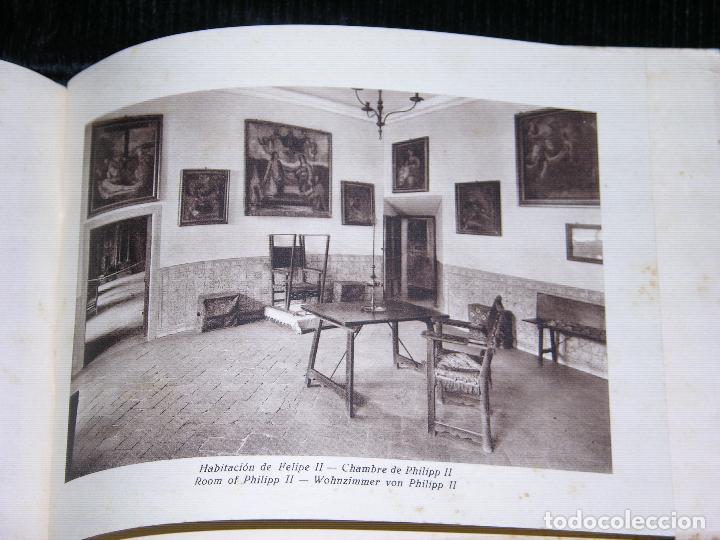 Libros antiguos: F1 MONASTERIO DE ESCORIAL - Foto 2 - 116436887
