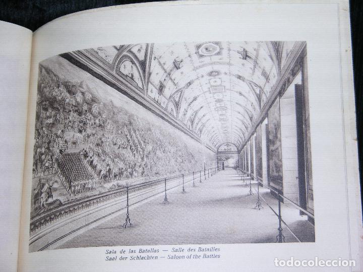 Libros antiguos: F1 MONASTERIO DE ESCORIAL - Foto 7 - 116436887