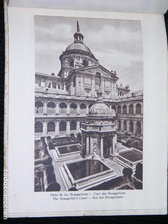 Libros antiguos: F1 MONASTERIO DE ESCORIAL - Foto 12 - 116436887