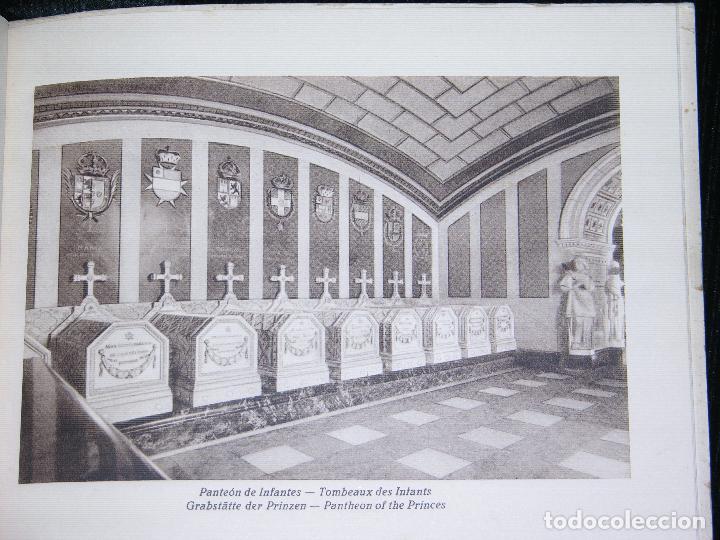 Libros antiguos: F1 MONASTERIO DE ESCORIAL - Foto 13 - 116436887