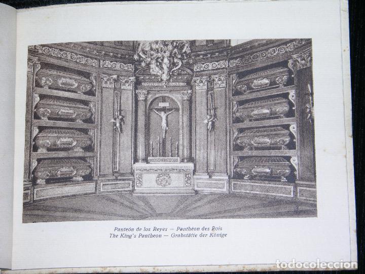 Libros antiguos: F1 MONASTERIO DE ESCORIAL - Foto 14 - 116436887