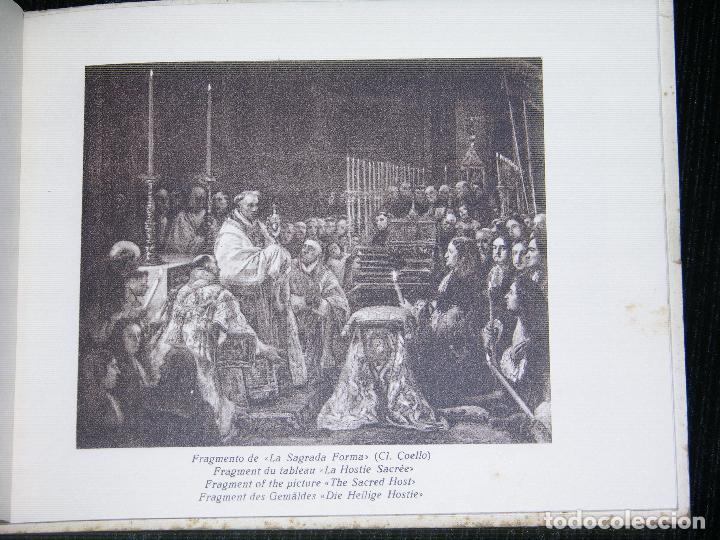 Libros antiguos: F1 MONASTERIO DE ESCORIAL - Foto 15 - 116436887