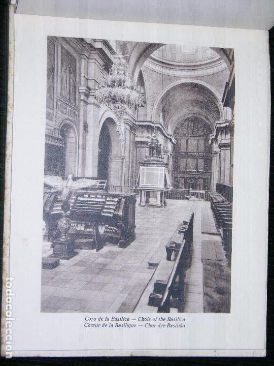 Libros antiguos: F1 MONASTERIO DE ESCORIAL - Foto 18 - 116436887