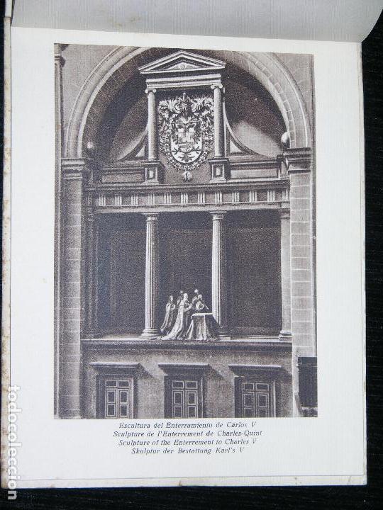 Libros antiguos: F1 MONASTERIO DE ESCORIAL - Foto 21 - 116436887