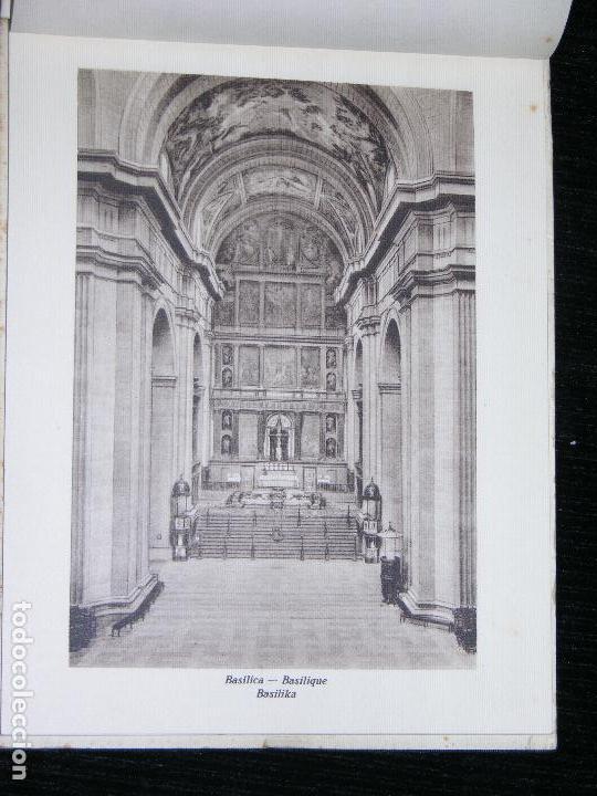 Libros antiguos: F1 MONASTERIO DE ESCORIAL - Foto 22 - 116436887