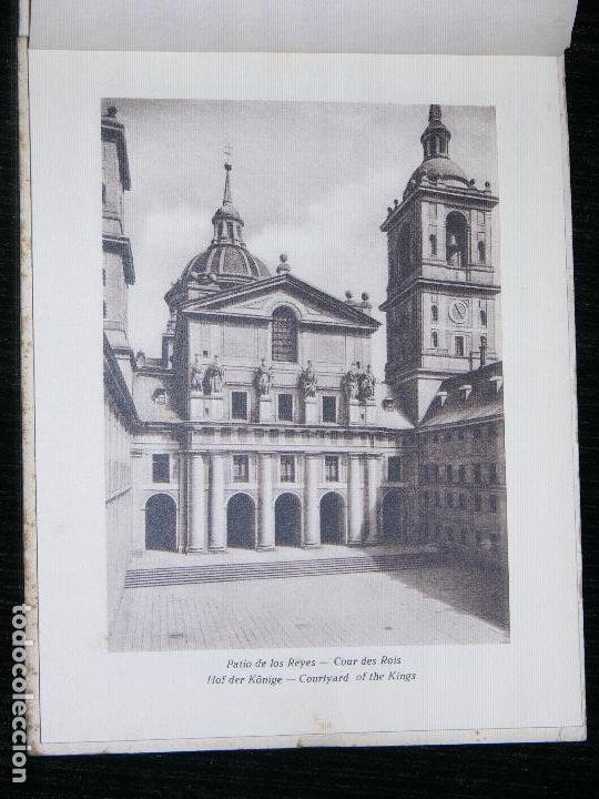 Libros antiguos: F1 MONASTERIO DE ESCORIAL - Foto 23 - 116436887