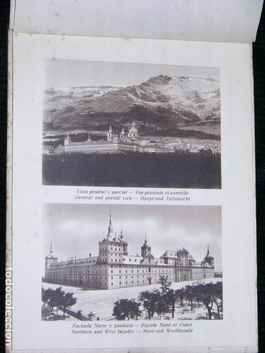 Libros antiguos: F1 MONASTERIO DE ESCORIAL - Foto 25 - 116436887
